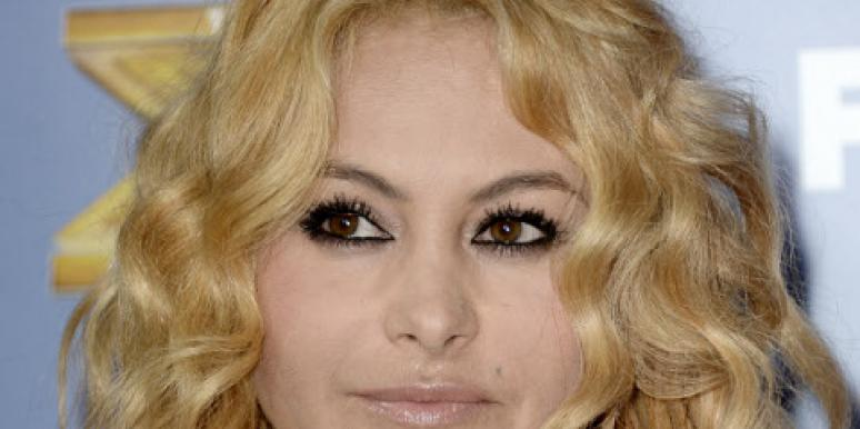 Love: 'X Factor's' Paulina Rubio's Affair With A Married Man?