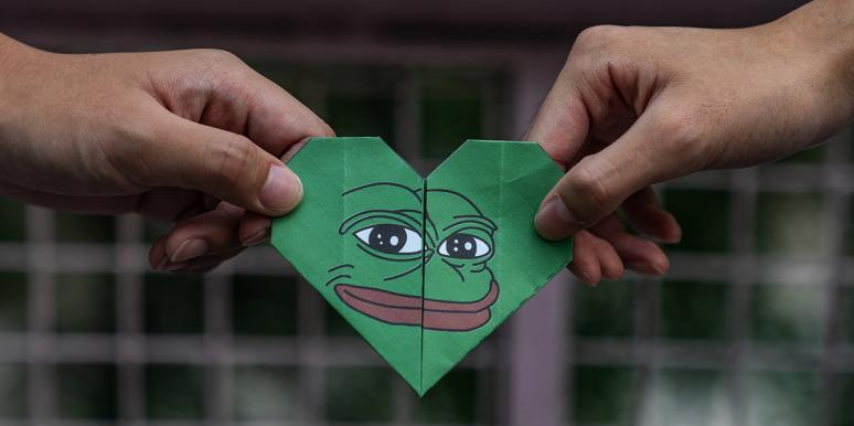 """What Does The """"Pepe The Frog"""" Meme Mean?"""