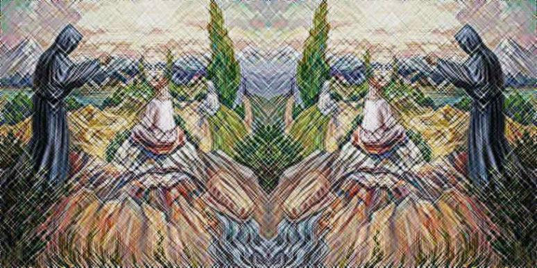 The Image You See First In This Optical Illusion Personality Test Reveals Your Secret Weakness As A Partner In Relationships