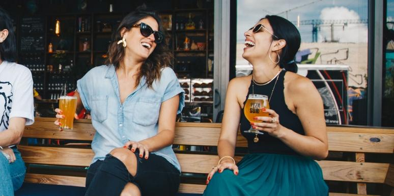 Why Gemini Friendliness Gets Mistaken For Flirting, Per Astrology