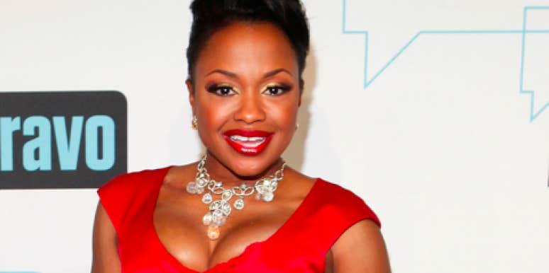 Adultery: Phaedra Parks Addresses Husband's Infidelity Rumors