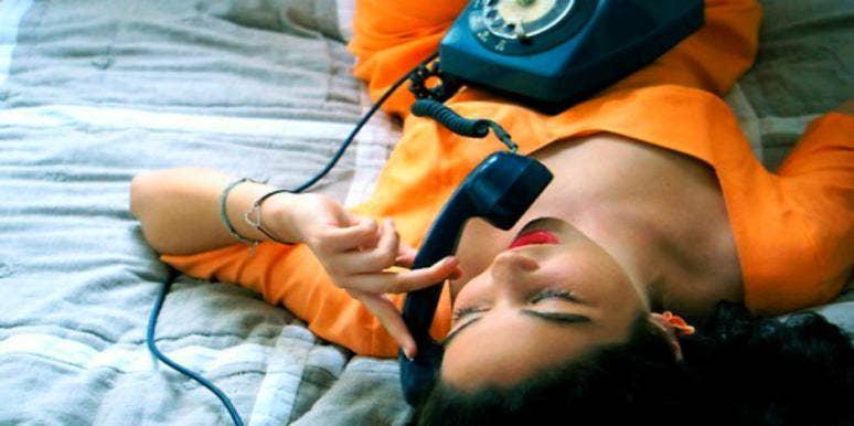 Phone sex over skype