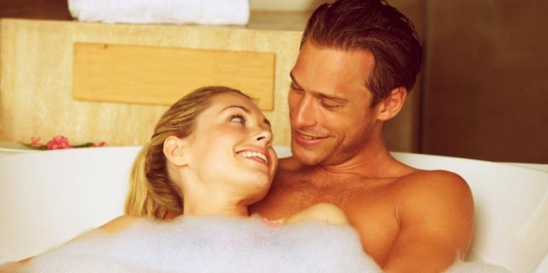 How To Have Better Sex Tips & More Intimacy Using Bath Bombs With Rings Inside
