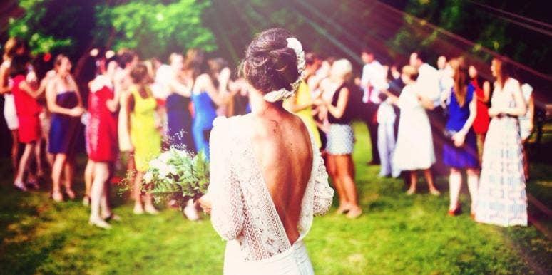 wedding etiquette