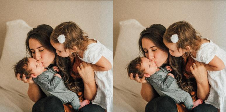 Why Too Much Parenting Advice & Trying To Be Super Mom Is Stressing You Out