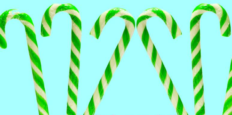 candy cane flavors