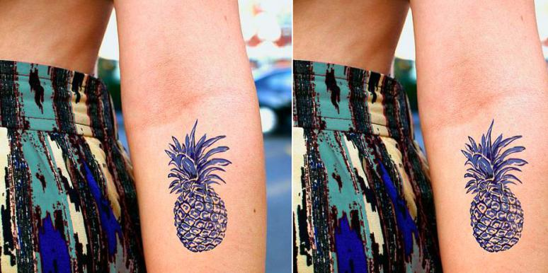 why women are wearing pineapple pins