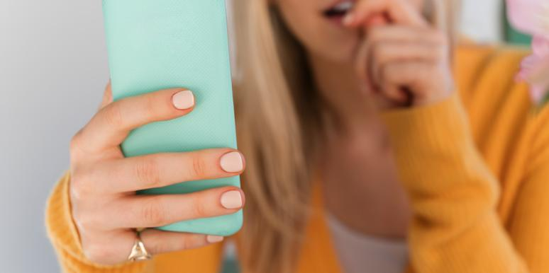What A Girl Wearing A Pinky Ring Is Really Trying To Tell You