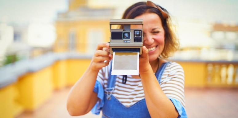 Best Polaroid Camera 2020.20 Best Polaroid Cameras Of 2020 At All Price Points Yourtango