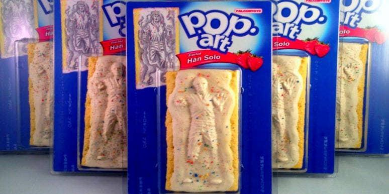 star wars pop tart