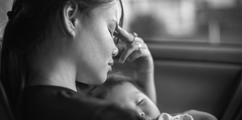 5 Truths About The Darkness Of Postpartum Depression