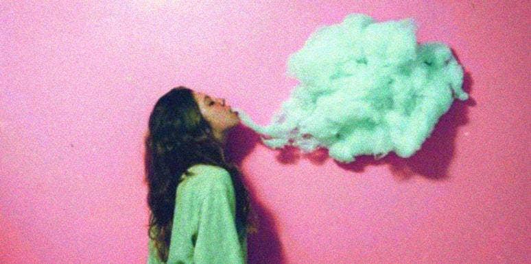 Dating a girl who smokes pot