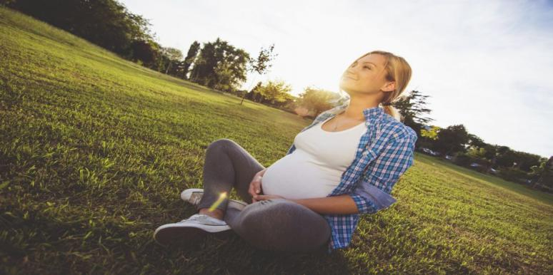 Research Confirms That Pregnant Women Do Get Const