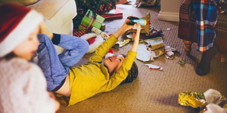 How To Deal With Spoiled Children During Christmas