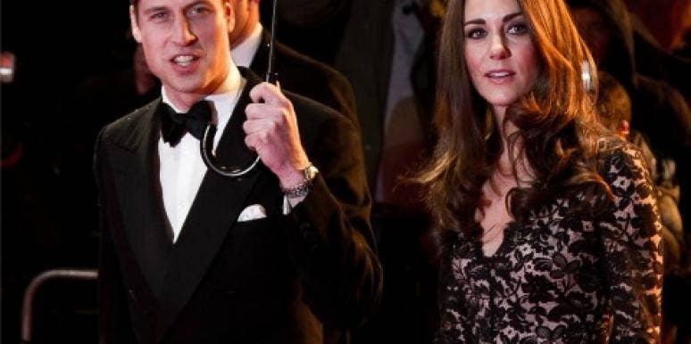 Prince William Duchess Catherine red carpet