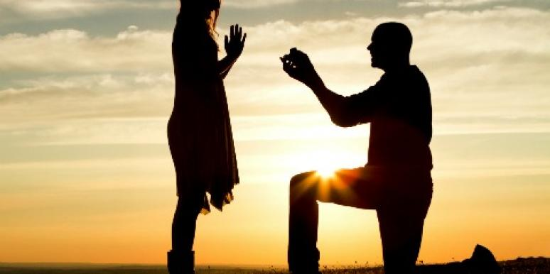 Planning your dream proposal are you real