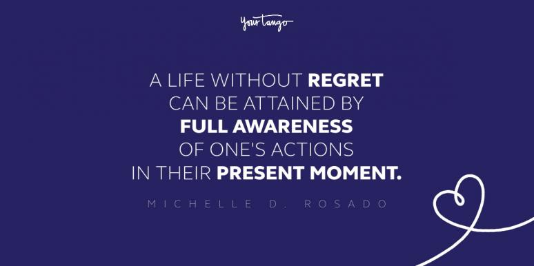 quote about living in the moment