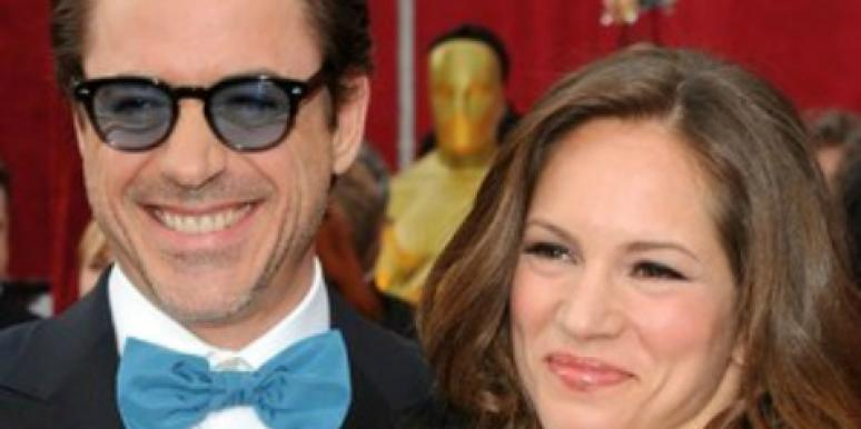 It's A Boy For Robert Downey Jr. & Wife Susan!