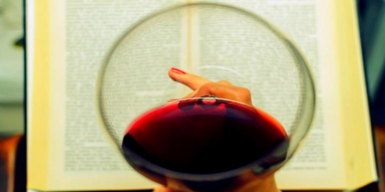 Red Wine Makes You Skinnier