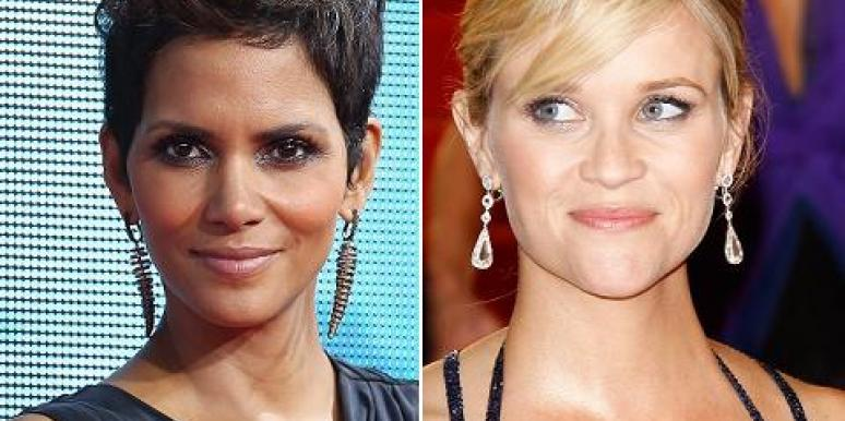 Halle Berry & Reese Witherspoon