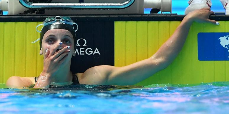 Who Is Regan Smith? New Details On 17-Year-Old Swimmer Who Broke Record 200 Meter Backstroke And Won Gold At World Championships