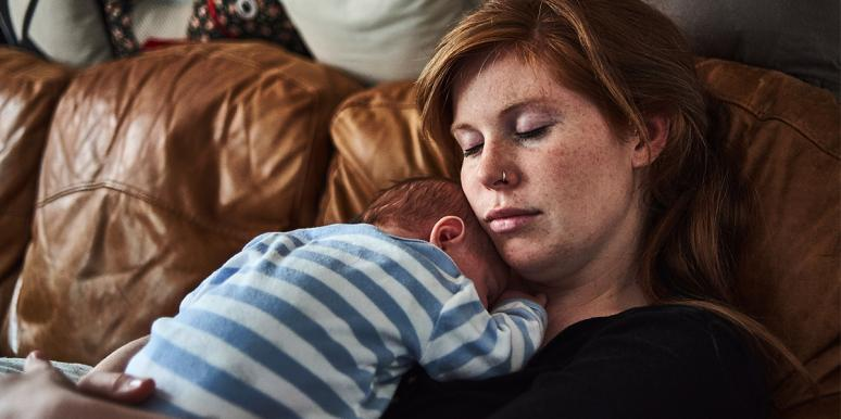 I Wanted A Baby My Whole Life — And Now I Regret Having One
