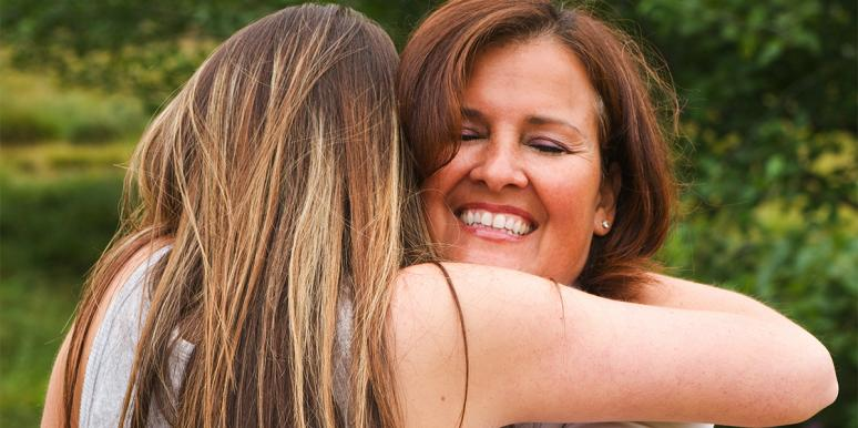 What It Was Like To Reunite With The Daughter I Gave Up For Adoption