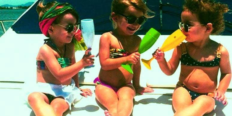 kids living the good life