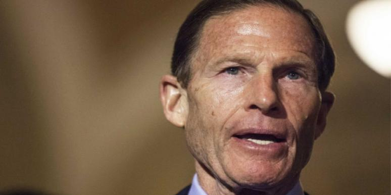 who is Richard Blumenthal's wife