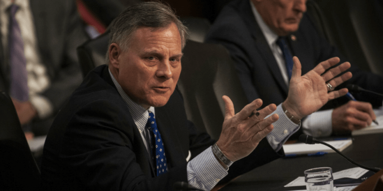 who is Richard Burr's wife