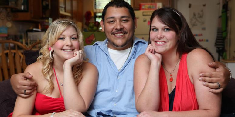 Polyamorous triad dating site