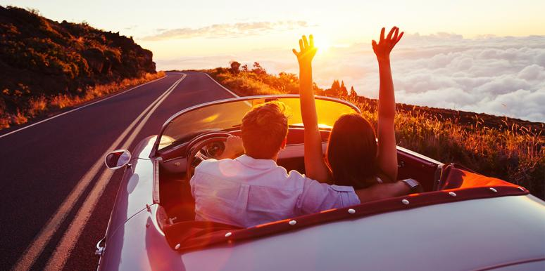 We Met On Twitter — And Our First Date Was A Week-Long Road Trip