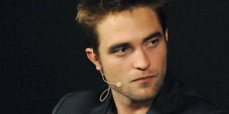 Robert Pattinson on rumors