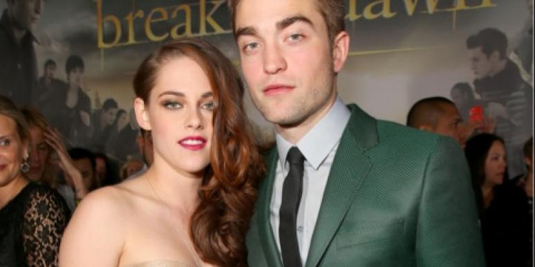 The End Of Kristen Stewart & Robert Pattinson's Rocky Romance?