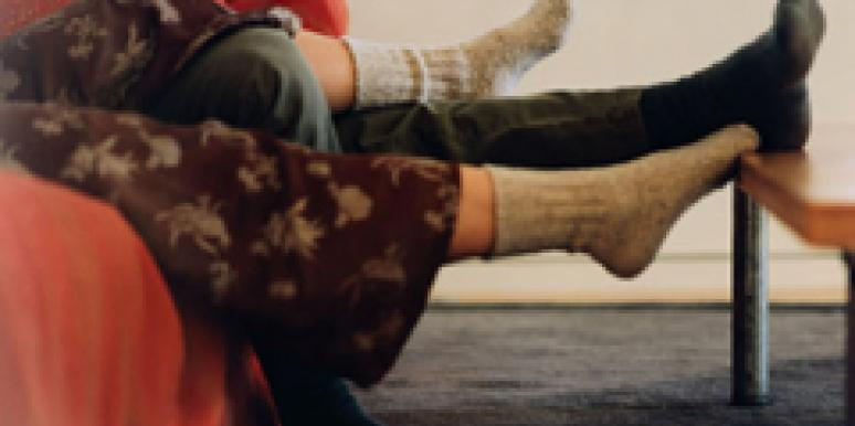Are Smelly Socks Good For A Relationship?