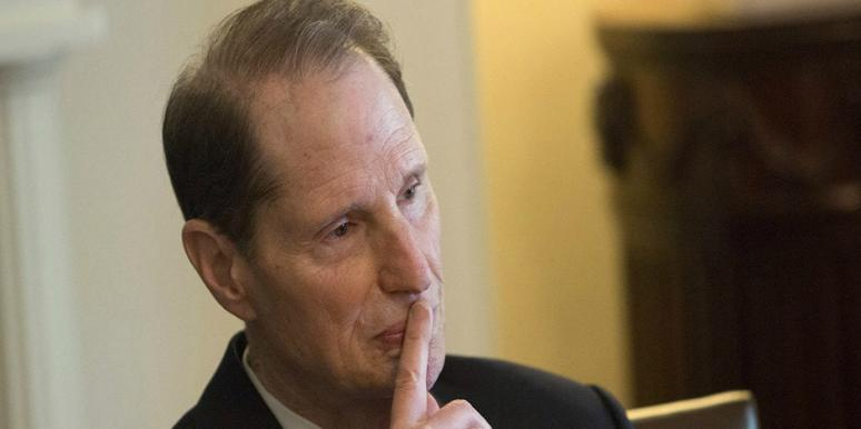 who is Ron Wyden's wife
