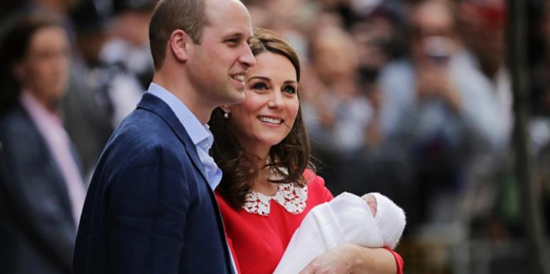 New Details About The Weird Birthing Rules Kate Middleton Had To Follow With Royal Baby #3