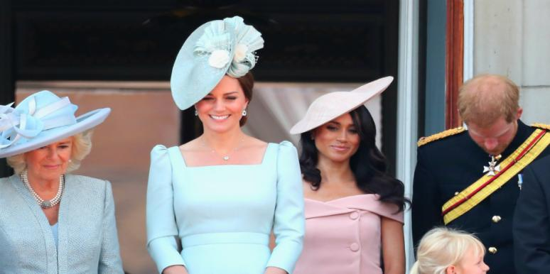 Inside the Growing Tension Between Meghan Markle and Kate Middleton