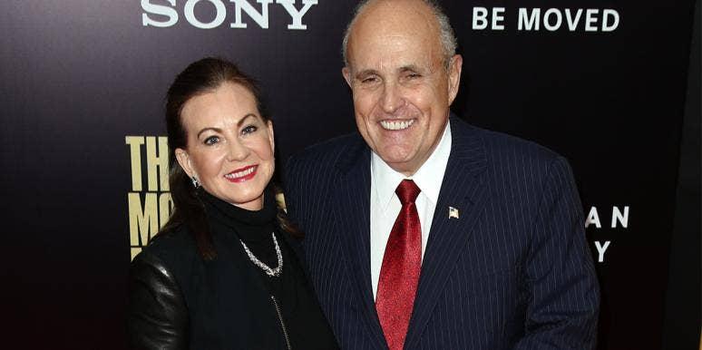 Who Is Rudy Giuliani's Ex-Wife? Details On Judith Giuliani
