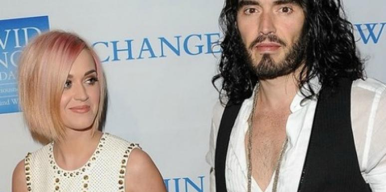 The Details Of Katy Perry & Russell Brand's Divorce Settlement