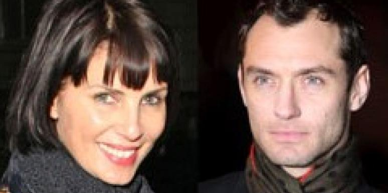 Sadie Frost, Jude Law