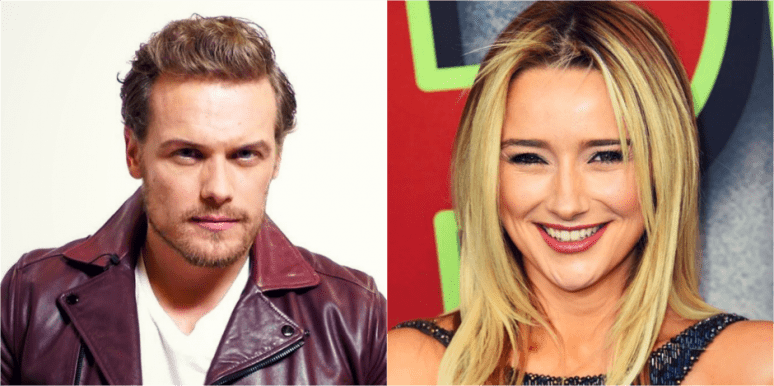 Are Sam Heughan and Amy Shiels Dating? New Details On Their