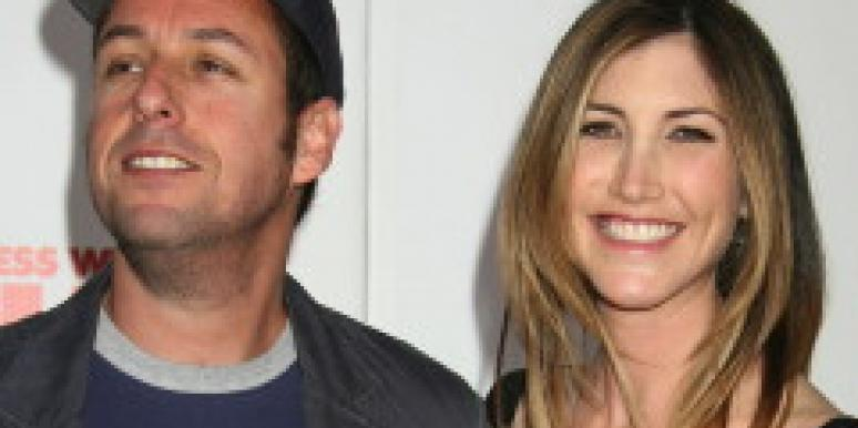 A New Addition To Adam Sandler's Family