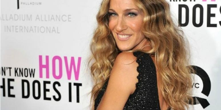 """Sarah Jessica Parker: Kids """"Distract You From Your Relationship"""""""
