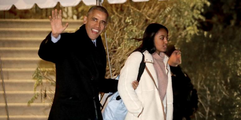 Who Is Chris Milton? New Details On Sasha Obama's Prom Date And How They Met