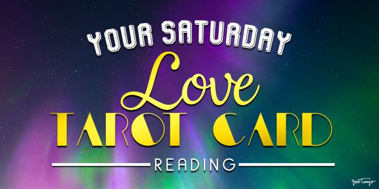 Today's Love Horoscopes + Tarot Card Readings For All Zodiac Signs On Saturday, April 4, 2020