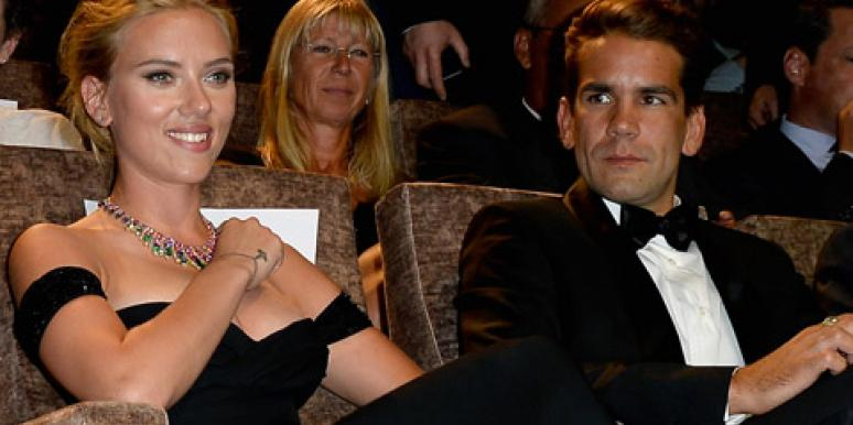 Love: Who Is Scarlett Johansson's Fiance Romain Dauriac?