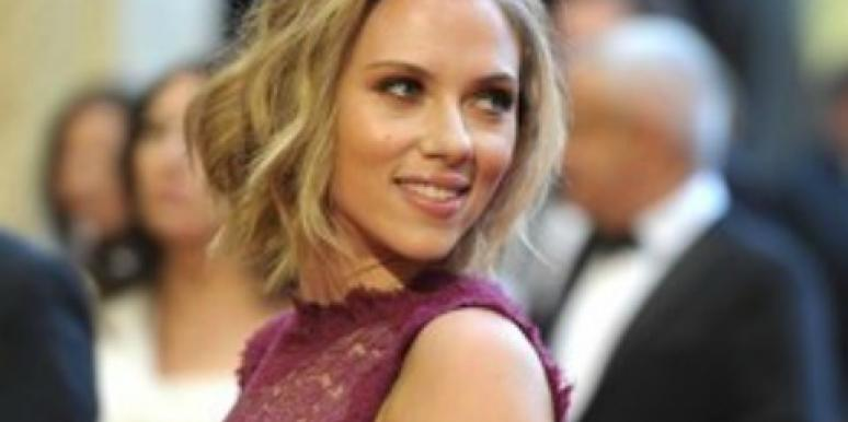 Maybe She's Not Moving! Meet Scarlett Johansson's New Mystery Man