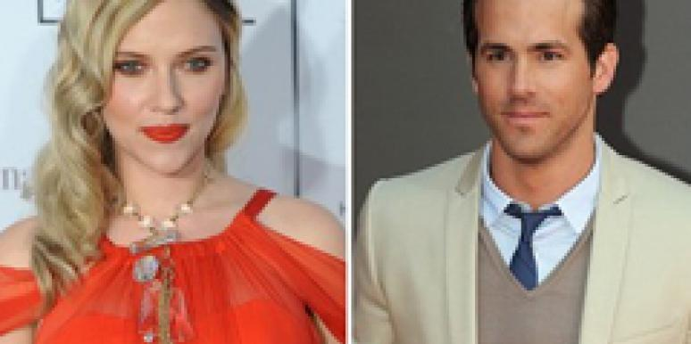 Ryan Reynolds Scarlett Johansson