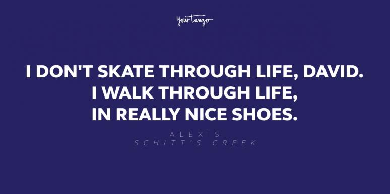 Schitt's Creek Quote